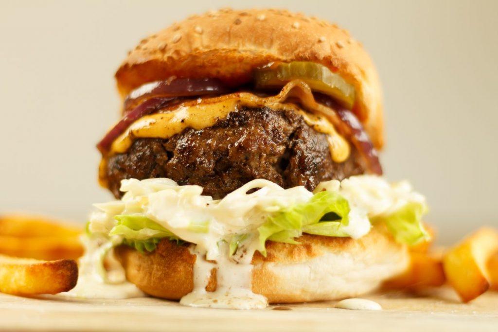 Rosco Broodje hamburger speciaal