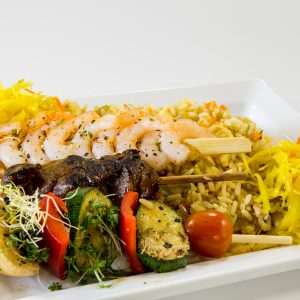 Rosco sate speciaal buffet