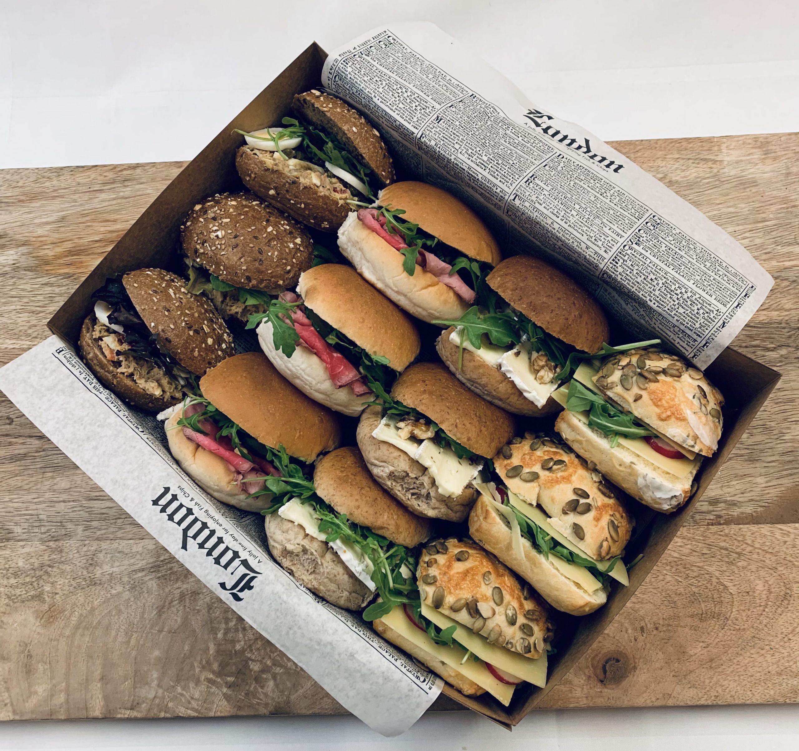 Rosco Catering Bollenbox de luxe