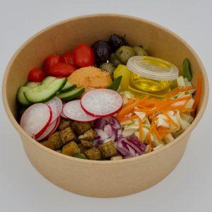 Rosco Catering maaltijdsalade vegan