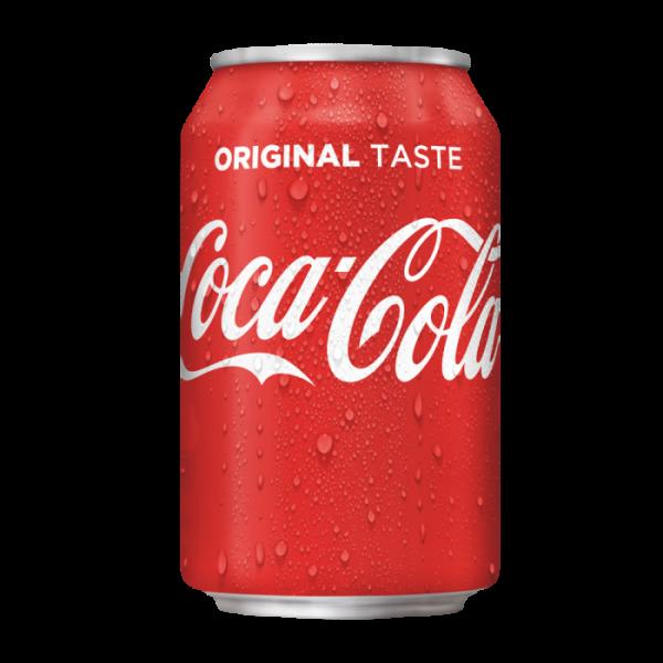 Rosco coca-cola blik 33 cl,
