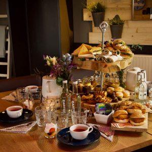 rosco catering maarssen utrecht high tea feest vieren wilgenplas