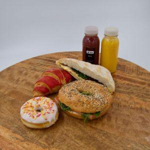 Rosco Catering maarssen utrecht lunchpakket luxe