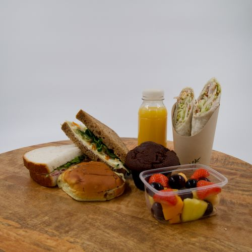 Rosco Catering maarssen utrecht lunchpakket premium